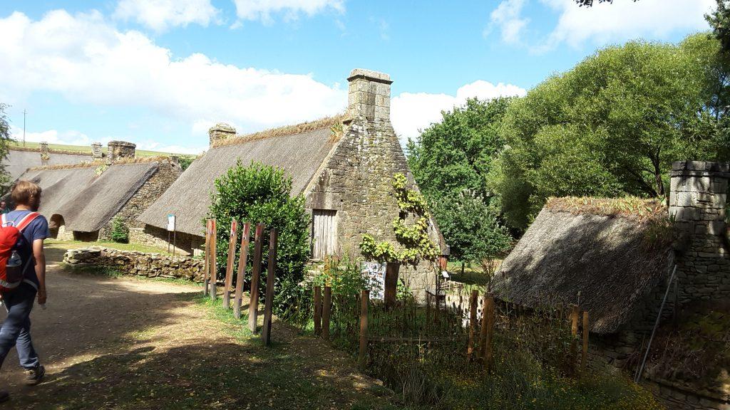 Un village breton en 1850